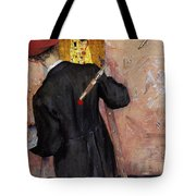 The Still-life Painter Tote Bag