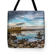The Stilled Harbour... Tote Bag