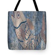 The Stone Fish Tote Bag