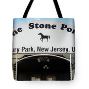 The Stone Pony, Asbury Park Tote Bag