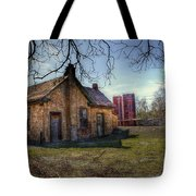 The Stop Tote Bag