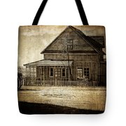 The Stories This House Holds Tote Bag