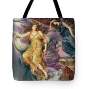 The Storm Spirits-detail-1 Tote Bag