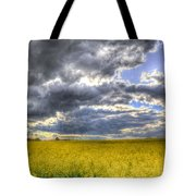 The Storms Approach  Tote Bag