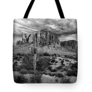 The Stormy Superstitions Tote Bag