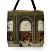 The Story Of Griselda Part II   Exile Tote Bag