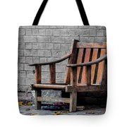 The Story Untold Tote Bag