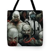 The Strain Tote Bag