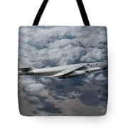 The Stratojet  Tote Bag