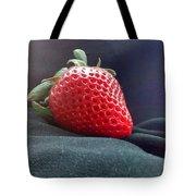 The Strawberry Portrait Tote Bag