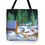 The Strawberry Shed Tote Bag