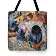 The Street Pavers Tote Bag