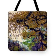 The Street Trees Tote Bag