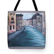 The Streets Of Italy Tote Bag