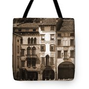The Streets Of Vittorio Veneto Tote Bag