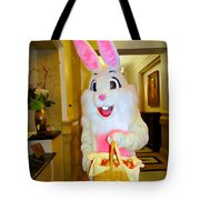 The St.regis Easter Bunny Tote Bag