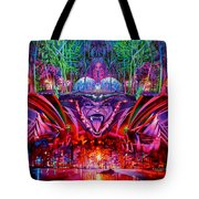 The String Cheese Incident-hulaween Tote Bag