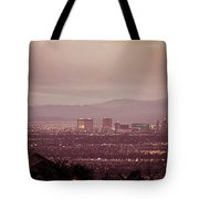 The Strip. 1 Of 4 Tote Bag