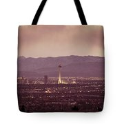The Strip. 4 Of 4 Tote Bag