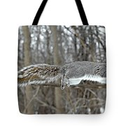 The Stronger Is My Father Tote Bag