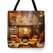 The Study Tote Bag