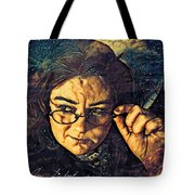 The Stumbling Aspirant Tote Bag