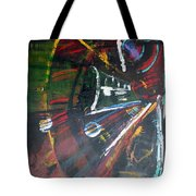 The Subway Experience Tote Bag