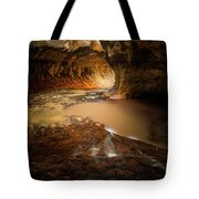 The Subway - Zion National Park Tote Bag