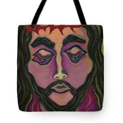 The Suffering King Tote Bag