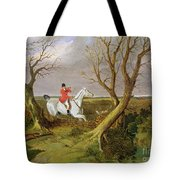 The Suffolk Hunt - Gone Away Tote Bag