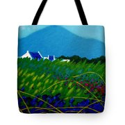 The Sugar Loaf County Wicklow Ireland Tote Bag