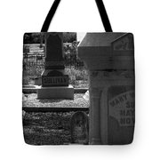 The Sullivan Burial Plot Tote Bag