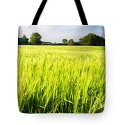 The Summer Crop Tote Bag by Trevor Wintle