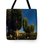 The Summer Day 1881 Tote Bag