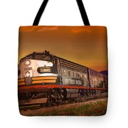 The Summer Of 1952 Tote Bag