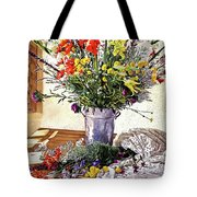 The Summer Room Tote Bag