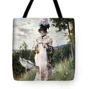 The Summer Stroll Tote Bag