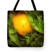 The Sun Is Sleeping In The Garden Tote Bag