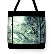 The Sun Moves The Days. Tote Bag