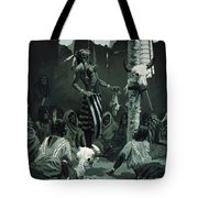 The Sundance Tote Bag by Frederic Remington