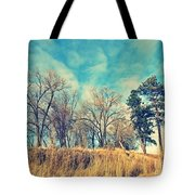 The Sunday Trees Tote Bag