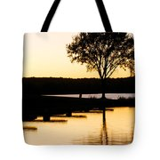 The Sunet Tote Bag by Danielle Allard