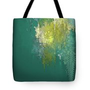 The Sunken Cathedral Tote Bag by Gina Harrison