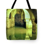 The Sunken Crypt Of San Zaccaria Tote Bag