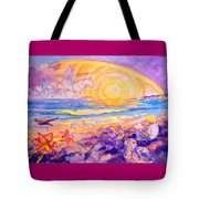 The Sun's Words Tote Bag