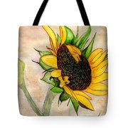 The Sunshine Of God's Love Tote Bag