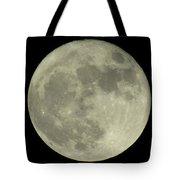 The Super Moon 3 Tote Bag
