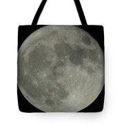 The Super Moon 4 Tote Bag
