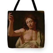 The Supper At Emmaus-detail Tote Bag