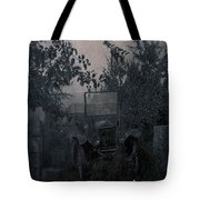 The Supply Truck Tote Bag